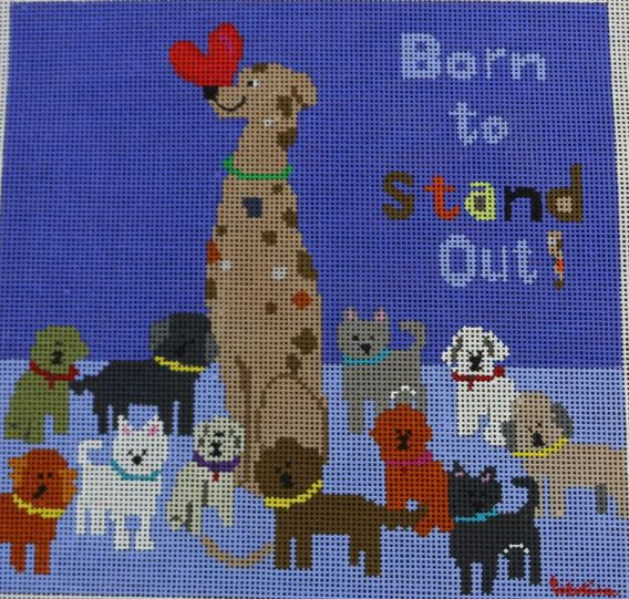 Born to Stand Out - Great Dane - click here for more details
