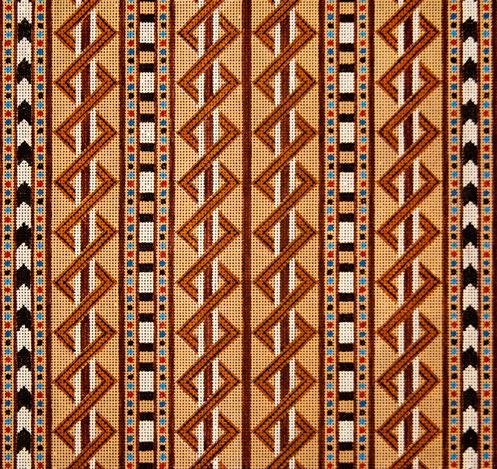 click here to view larger image of Pattern Weave (hand painted canvases)