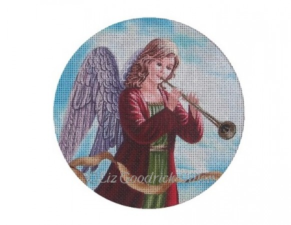 click here to view larger image of Angel 2 (hand painted canvases)