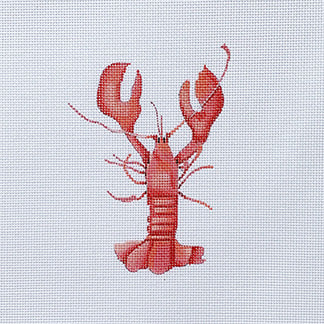 Lobster hand painted canvases