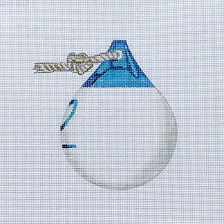 click here to view larger image of Buoy (hand painted canvases)