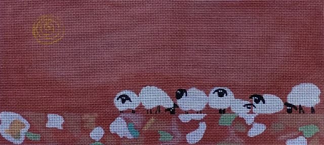 click here to view larger image of 1 Sheep 2 Sheep 3 (hand painted canvases)