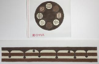 click here to view larger image of Chocolate Truffle Cake (hand painted canvases)