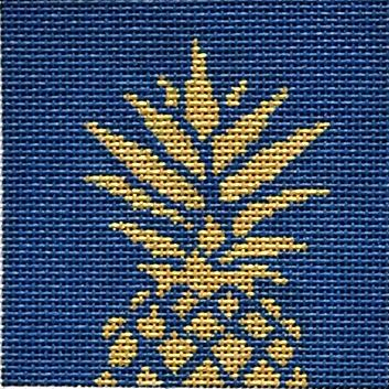 click here to view larger image of Pineapple Stencil Insert - Navy (None Selected)