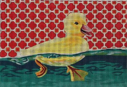 click here to view larger image of Baby Duck (hand painted canvases)