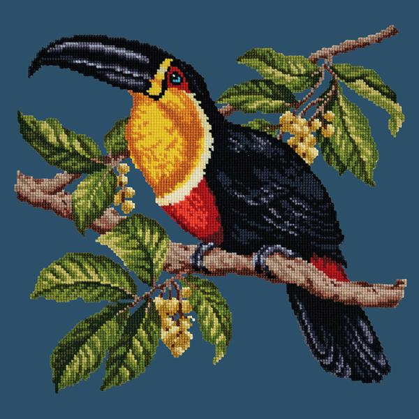 click here to view larger image of Toucan (needlepoint kits)