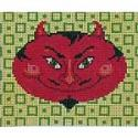 click here to view larger image of Devil - Small (hand painted canvases)