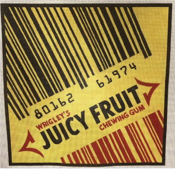 click here to view larger image of Juicy Fruit (hand painted canvases)