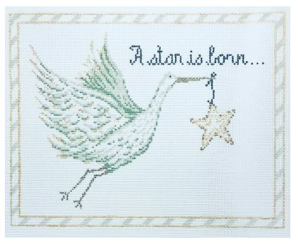 click here to view larger image of Star is Born, A (hand painted canvases)