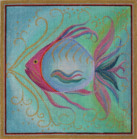 Lacy Fish - click here for more details