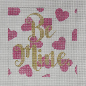 click here to view larger image of Be Mine (hand painted canvases)