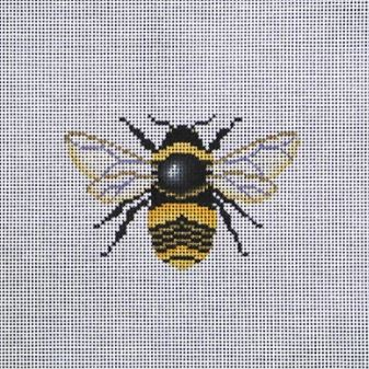 click here to view larger image of Fat Bee (hand painted canvases)