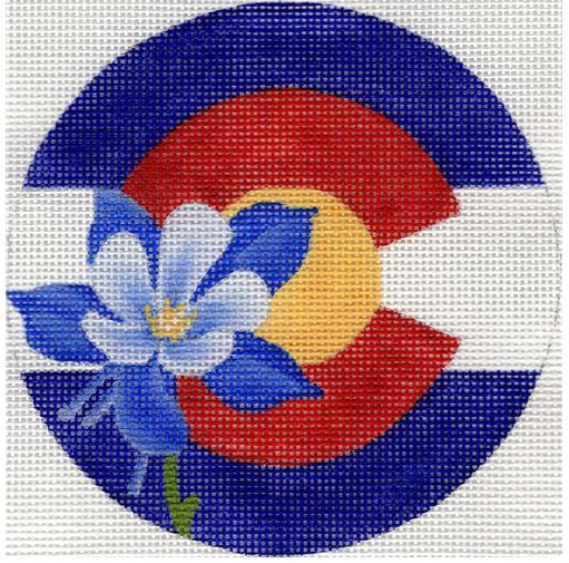 Colorado hand painted canvases