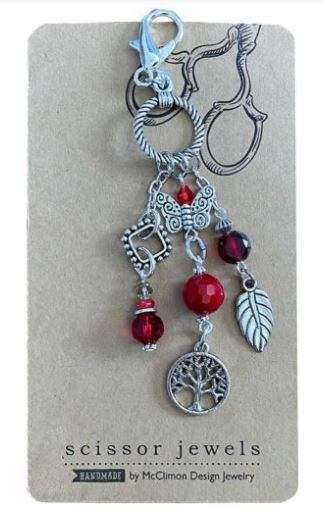 click here to view larger image of Scissor Jewel - Tree of Life  (accessories)