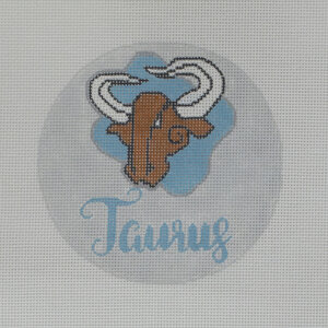 click here to view larger image of Taurus (hand painted canvases)