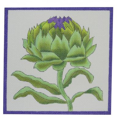 click here to view larger image of Artichoke, The (hand painted canvases)