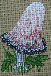 click here to view larger image of Mushroom - R384 (hand painted canvases)