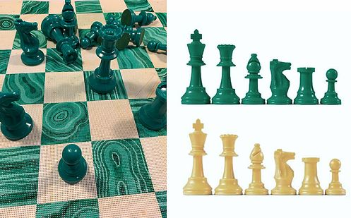 click here to view larger image of Accessory Set for Chess Board CHB-01  (accessories)