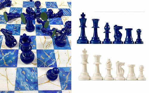click here to view larger image of Accessory Set for Chess Board CHB-02  (accessories)