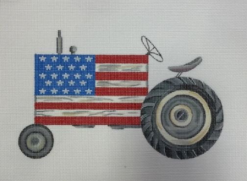 click here to view larger image of American Tractor (hand painted canvases)