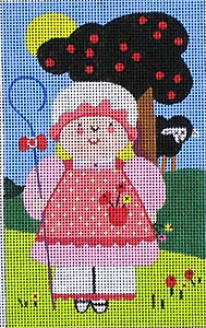 click here to view larger image of Bo Peep (hand painted canvases)
