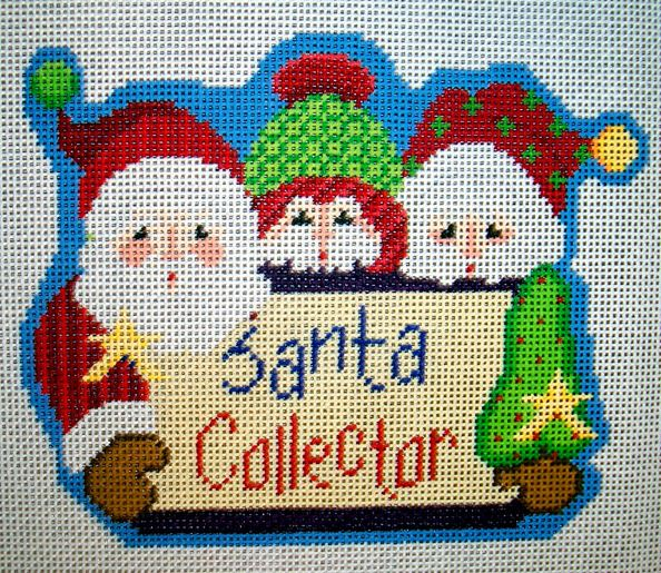Santa Collector - click here for more details