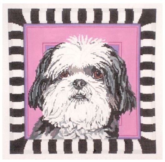 Shih Tzu Puppy Cut - click here for more details