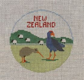 New Zealand - click here for more details