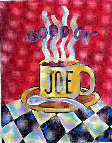 click here to view larger image of Good Ol Joe (hand painted canvases)