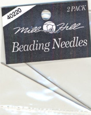 click here to view larger image of Mill Hill  Beading Needle (accessories)