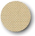 click here to view larger image of Canvas - 18ct Deluxe Mono - Sandstone  (fabric)