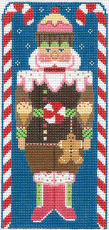 click here to view larger image of Candy Nutcracker (hand painted canvases)
