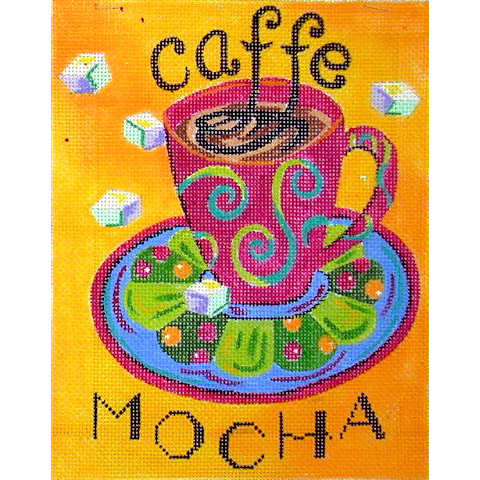 click here to view larger image of Cafe Mocha (None Selected)
