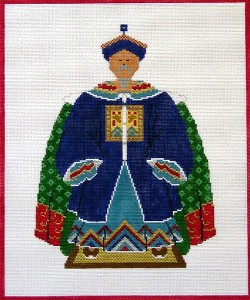 click here to view larger image of Emperor (hand painted canvases)