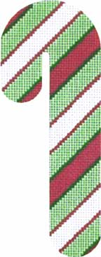 click here to view larger image of Candy Cane - Fruit Stripe (hand painted canvases)