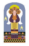 click here to view larger image of Angel Rings a Bell Mini (hand painted canvases)