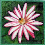 click here to view larger image of Rose Arey (hand painted canvases)