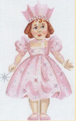 click here to view larger image of Glinda (hand painted canvases)