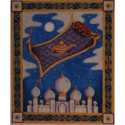 click here to view larger image of Aladdin (hand painted canvases)