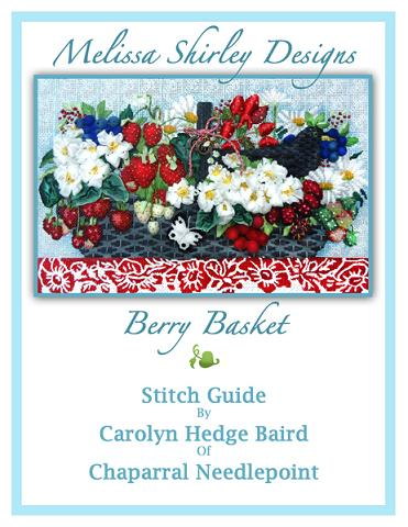 click here to view larger image of Berry Basket Stitch Guide (books)