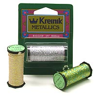 click here to view larger image of Kreinik  1/4in Ribbon Braid (fibers)