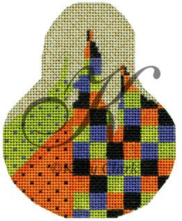click here to view larger image of Hallowed Lollipop Pear Stitch Guide (books)