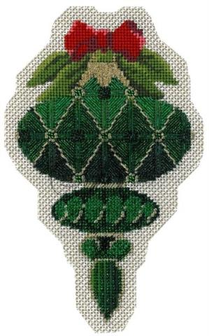 click here to view larger image of May Emerald Ornament Stitch Guide (books)