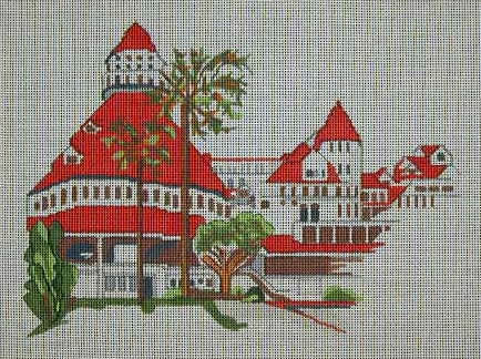 click here to view larger image of Hotel Del Colorando (hand painted canvases)