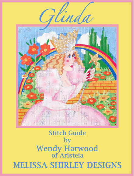 click here to view larger image of Glinda Stitch Guide (books)