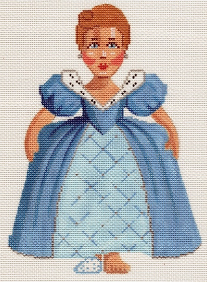 click here to view larger image of Cinderella (hand painted canvases)