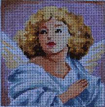 click here to view larger image of Angel Coaster 2 (hand painted canvases)