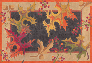 click here to view larger image of Autumn Splendor (hand painted canvases)