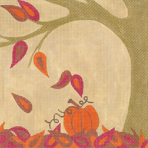click here to view larger image of Fall (hand painted canvases)