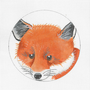 click here to view larger image of Baby Fox (hand painted canvases)